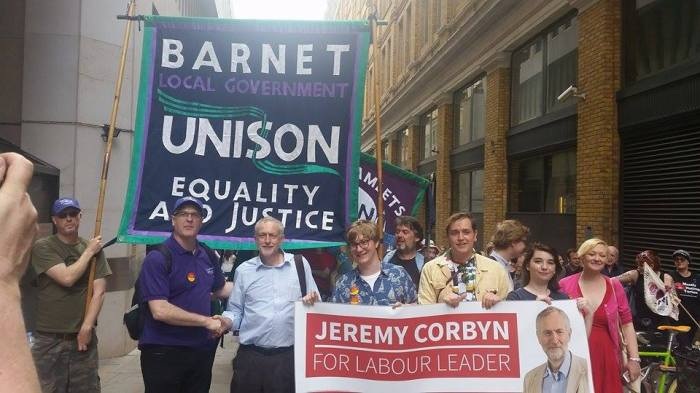 Corbyn Right to Strike